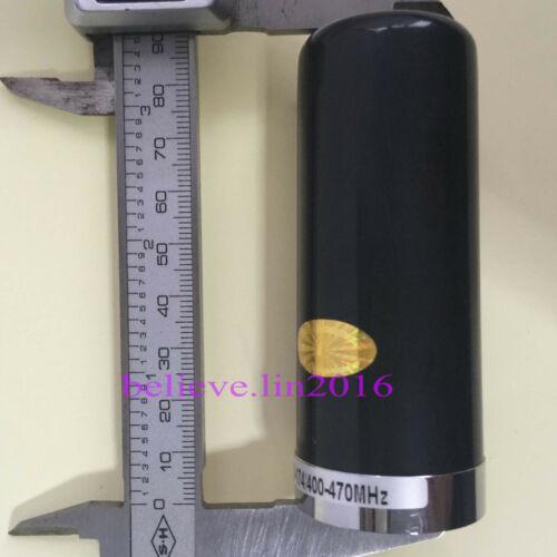 Black Stubby Roof Mount UHF400-470MHz antenna SO239 Connector for Mobile Radio