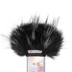 Details about Gutmann Microphone Windscreen Windshield for Samsung Galaxy  S8 S9 Edition STAR