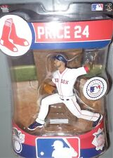 David Price Boston Red Sox Imports Dragon MLB Baseball Action Figure 6/""