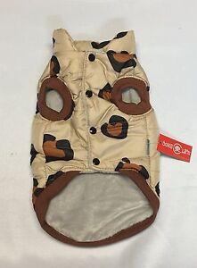 Leopard-Dog-Winter-Coat-Jacket-Small