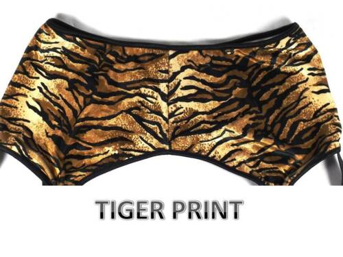 Bring Out The Tiger In You Lingerie in Animal Print Shame On You NEW STOCK