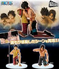 Banpresto One Piece DS Dramatic Showcase Ace & Luffy Set PVC Figure