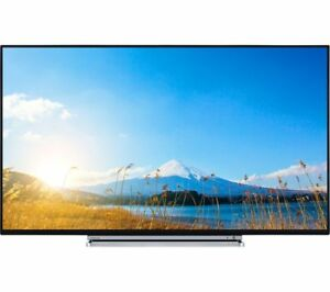 "TOSHIBA 50"" Smart 4K Ultra HD HDR LED TV - Currys 50U6863DB"
