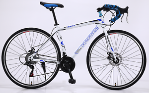 Mature® Premium Road & Racing Bike | Shimano Equipped | 27 Inches | 700C | Ultra