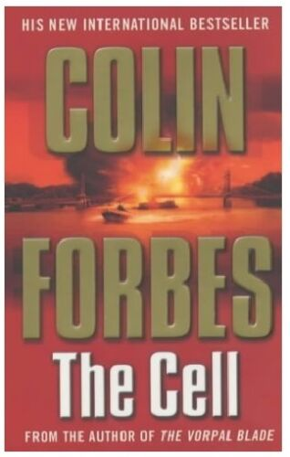 1 of 1 - COLIN FORBES ___ THE CELL ___ BRAND NEW ___ FREEPOST UK