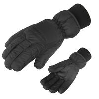 Waterproof Outdoor Cycling Ski Winter Cold Weather Gloves Full Finger Glove HOT