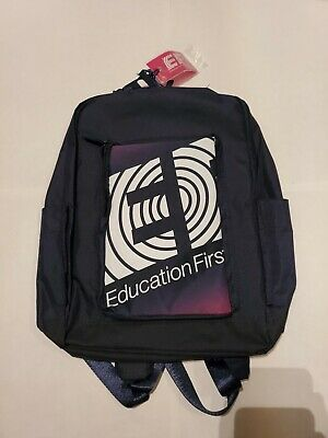 2019 Education First for Rapha Pro Cycling Tour Backpack RARE EF