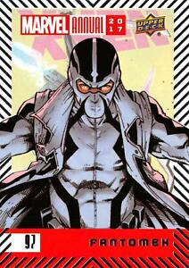 FANTOMEX-2017-MARVEL-ANNUAL-2018-Upper-Deck-BASE-Trading-Card-97