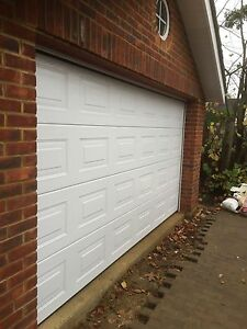 fully fitted hormann garador sectional garage door 14