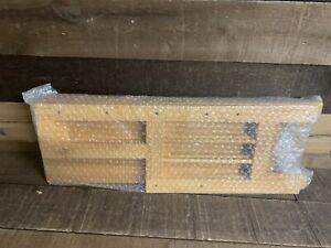 Costway 3-tier Bamboo Spice Rack with Adjustable Shelf HW63407 NEW