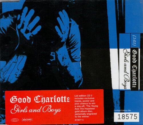 1 of 1 - Good Charlotte – Girls And Boys - UK CD Single