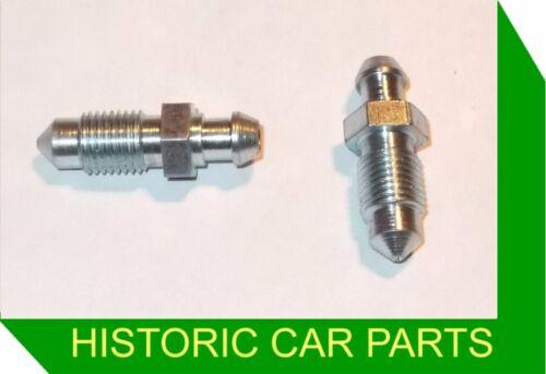 """2 X 3//8/"""" UNF Delantero Pinza De Válvula de descarga MGBGT /& MGB Roadster /& V8 1962-80"""
