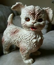 Vintage Shih Tzu Squeaky Dog The Edward Mobley Co Sleepy Eyes