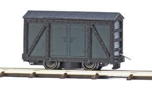 BUSCH-12190-H0f-Geisterwagen-mit-Antrieb-NEU-in-OVP