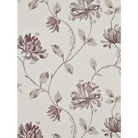 Gp & J Baker Honeysuckle Wallpaper Mauve Ivory Bw45014/4