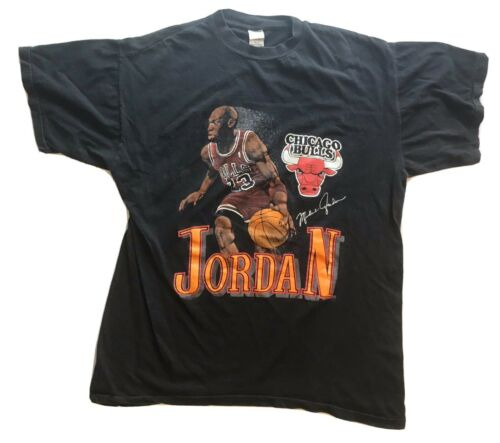 VTG NBA Chicago Bulls Michael Jordan T-shirt XL