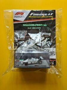 FORMULA 1 Rennwagen-Kollektion Nr.78 Williams FW07 - 1979 CLAY REGAZZONI - Marl, Deutschland - FORMULA 1 Rennwagen-Kollektion Nr.78 Williams FW07 - 1979 CLAY REGAZZONI - Marl, Deutschland