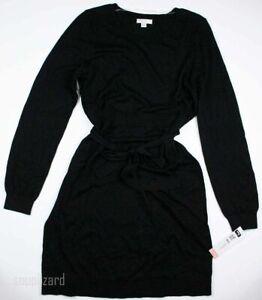 New-Maternity-Clothes-Sweater-Dress-Target-Store-NWT-Black-Size-Women-039-s-Sz-XS-XL