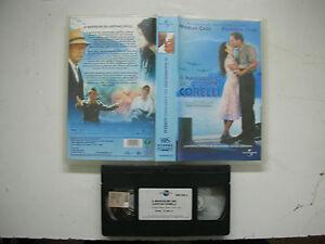 Il-Mandolino-Del-Capitano-Corelli-2002-VHS-Italiano