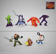 Mighty Max - Heroes & Villains - Figure Collection # 6 - Bluebird Toys 1994 9