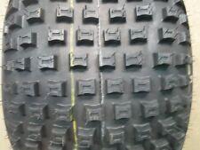 THREE 25/12.00-9, 25/12.00X9 ATV HONDA 4 Ply Tubeless Knobby Four Wheeler Tires