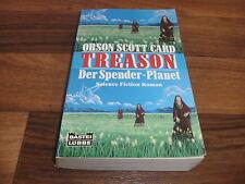 Orson Scott Card -- TREASON // der Spenderplanet  // 1. Auflage 1991