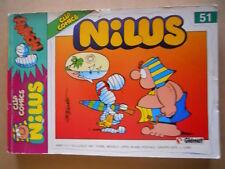 CLIP Comics NILUS n°51 1991 ED. Glenat   [G401]