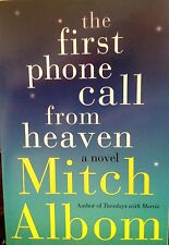 The First Phone Call from Heaven by Mitch Albom new paperback Book Club ed.