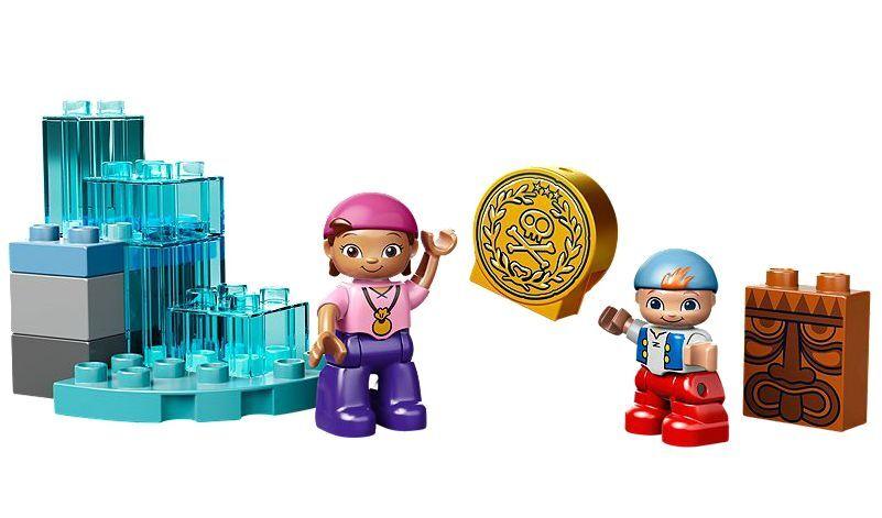 LEGO® DUPLO® 10513 Nimmerland-Versteck Nimmerland-Versteck Nimmerland-Versteck NEU OVP NEW MISB NRFB c739d0