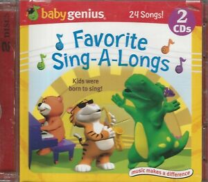 Music-CD-Baby-Genius-Favorite-Sing-A-Longs