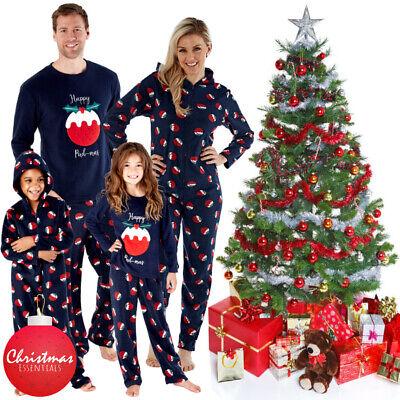 UK Family Xmas Matching Pajamas Adult