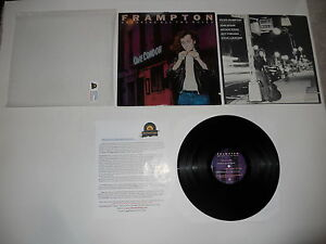 Peter-Frampton-Breaking-All-the-Rules-1981-1st-Mint-Analog-Ultrasonic-CLEAN