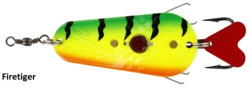 Westin Inivassen 6,5cm 20g Krautblinker Raubfischköder zum Spinnfischen