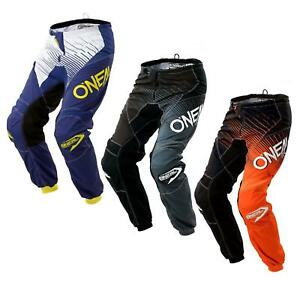 ONEAL-Element-RACEWEAR-MOTO-CROSS-Bambini-Pantaloni-MX-Enduro-Kids-Mountain-Bike-Youth