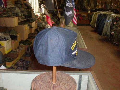 USS WASP CV-18 U.S NAVY SHIP HAT U.S MILITARY OFFICIAL BALL CAP U.S.A MADE