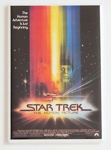 Image Is Loading Star Trek Motion Picture FRIDGE MAGNET 2 5