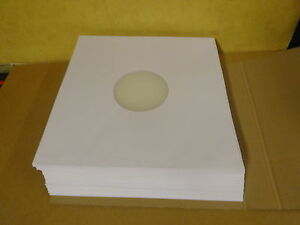 100-DELUXE-POLYLINED-ANTISTATIC-PAPER-LP-INNER-SLEEVES-FOR-12-034-RECORDS