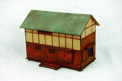 Japan MOUNTAIN VILLAGE WORKSHOP 28mm MDF Building B043 Sarissa