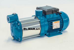 Elettropompa Wortex Multi G5 1,5 HP 1,1KW Pompa Multigirante Monofase Silenziosa
