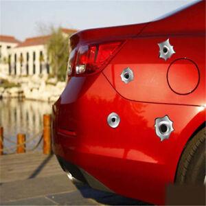 32-Bullet-Hole-Sticker-Graphic-Decal-Shothole-Car-Auto-Helmet-Window-Fr-Dgrl