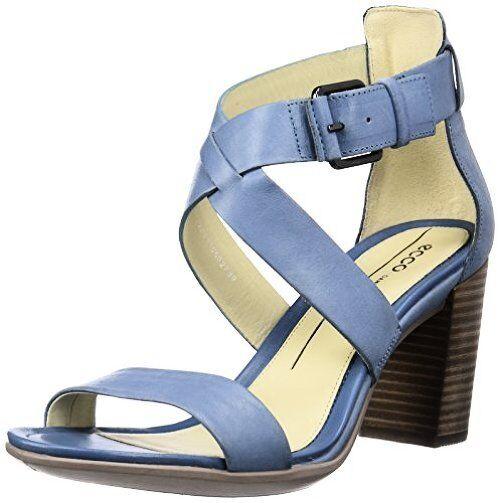 ECCO Womens Shape 65 Block Heel Dress SandalEU 5-- Pick SZ color.