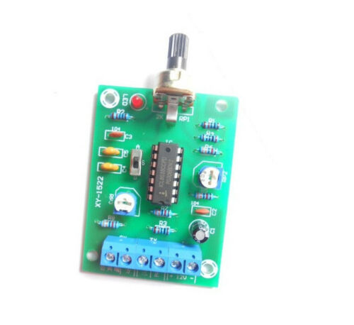 ICL8038 Monolithic Function Signal Generator Module Sine Square Triangle KITS