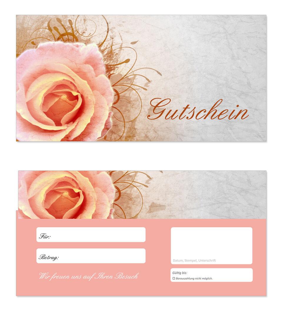 200 x Geschenkgutscheine (Blaumen-612) TOP Gutscheine für Wellness  Massagen uvm  | Bestellung willkommen  | Online Shop Europe