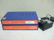 LOT OF 2 Check Point SBX-166LHGE-2 VPN-1 Edge X W/ ONE Power Adapter FOR 1 MONEY
