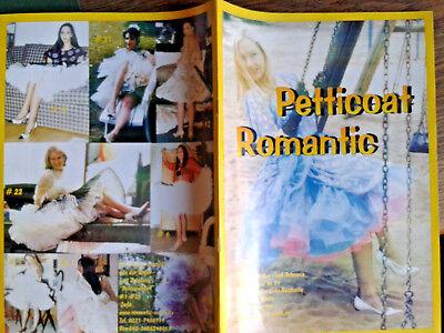 KöStlich 10 X Petticoat Romantic, Fifties Fashions, Nylons,petticoats, Bilder,pics Kunden Zuerst