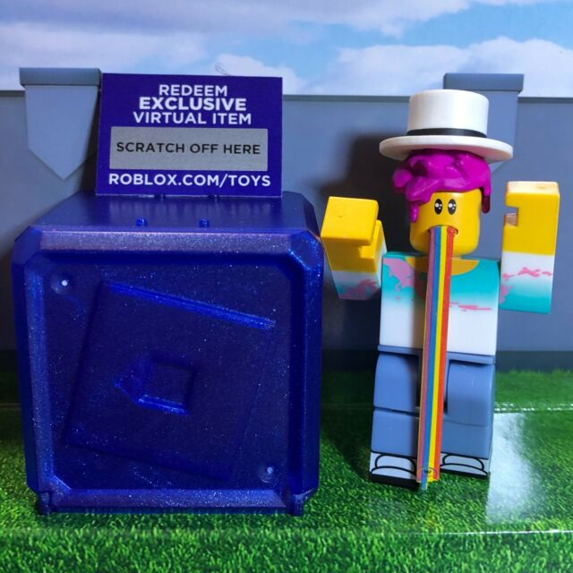 Action Figures Roblox Celebrity Gold Series 2 Mystery Figures Blue Roblox Celebrity Gold Series 1 2 3 4 Exclusive Mystery Box Kid Toy Figures Codes Ebay