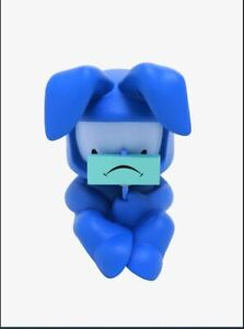 "3DRetro Juan Muniz Ninobuni 4/"" Blue /""Frown/"" Smile Felipe Hot Topic"
