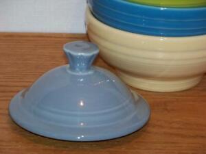Fiesta-PERIWINKLE-Large-44-oz-Teapot-Lid-Discontinued-Color