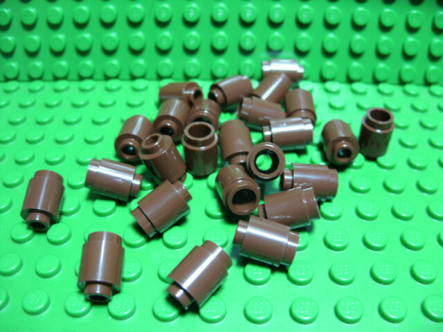 LEGO Lot of 12 Tan 2x2 Round Plate Pieces
