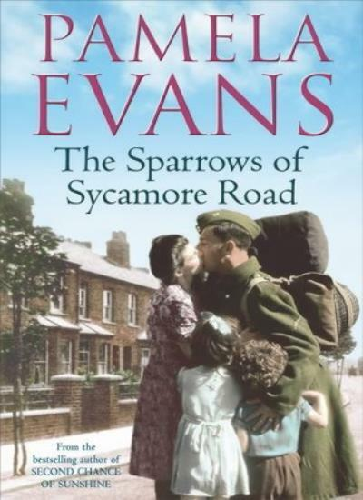 The Sparrows of Syacamore Road By  Pamela Evans
